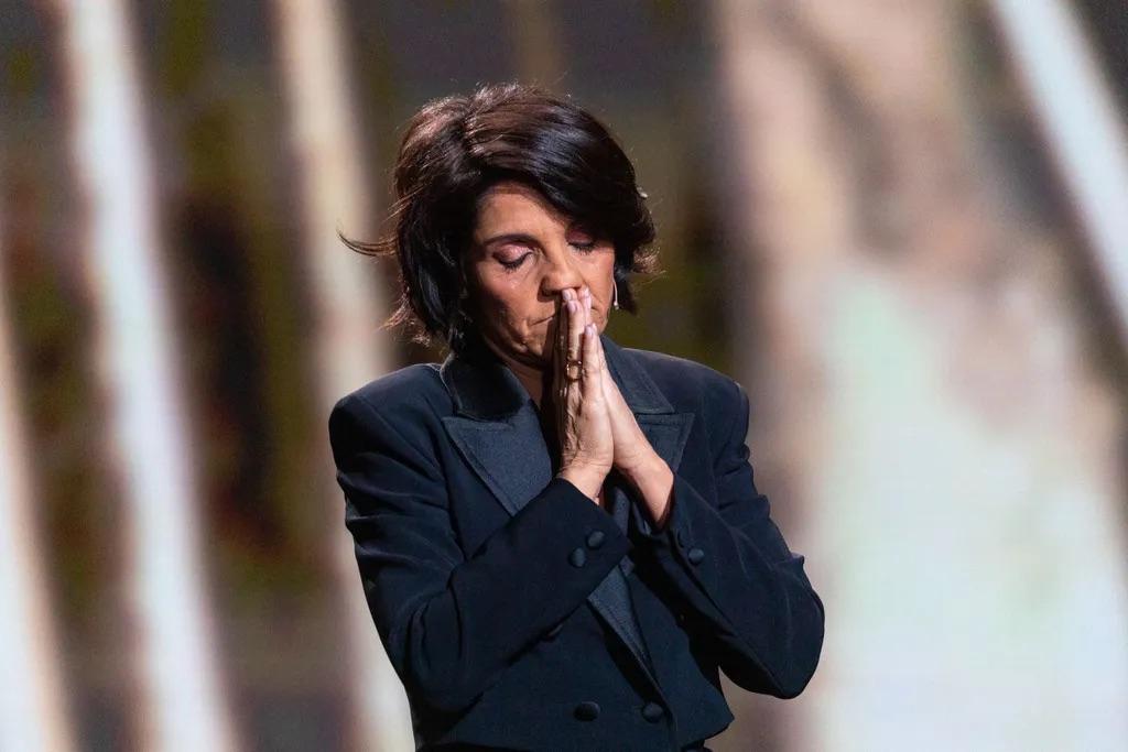 Florence Foresti 45ème cérémonie des Césars