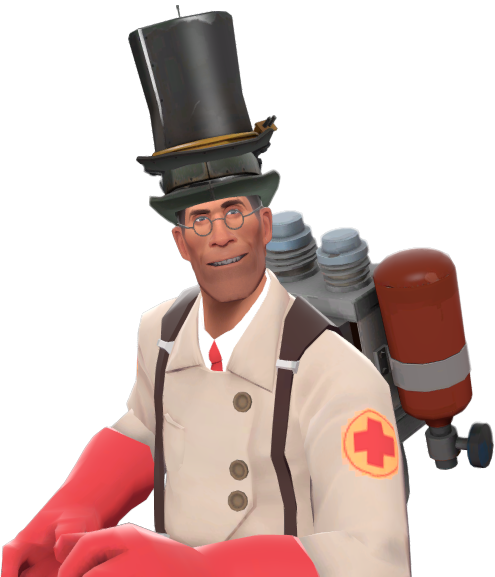 The hats medic